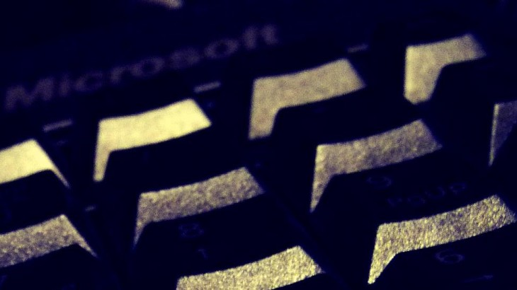 Keyboard Black Moody